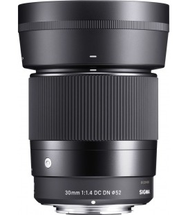 SIGMA 30mm F 1.4 DC-DN CONTEMPORARY for SONY E