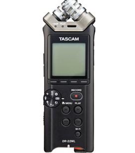 TASCAM DR-22WL enregistreur portatif avec WIFI