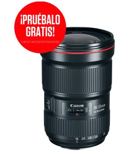 CANON EF 16-35mm f/2.8L III USM + GRATUIT 1 an VIP MAINTENANCE SERPLUS CANON