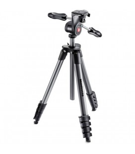 MANFROTTO COMPACT ADVANCED treppiede-nero