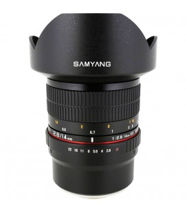 SAMYANG14MM F/2.8 ED AS IF UMC MICRO quatre tiers