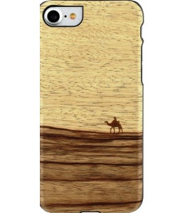 MAN&WOOD FUNDA P/IPHONE 8/7/6 TERRA