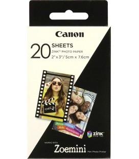 CARTA FOTOGRAFICA CANON ZINK ZP2030 20 FOGLIE