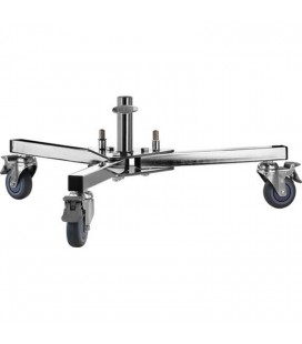 KUPO BASE STAND RUNWAY 350 CON FRENI