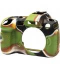 COUVERCLE DE PROTECTION EASYCOVER GH5 / GH5S CAMOUFLAGE (INCLUANT LE PROTECTEUR D'ECRAN LCD)
