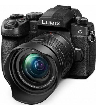 PANASONIC LUMIX DMC-G90MEC-K +12-60mm F3.5-F5,6