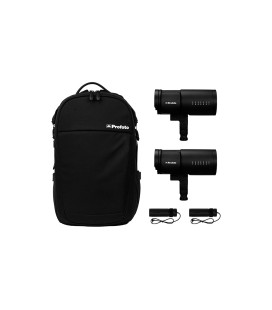 PROFOTO B10 PLUS DUO KIT - AUS KAMERA FLASH 500 WS 901168