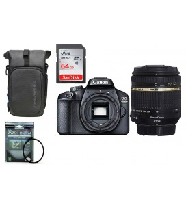 CANON EOS 4000D SUPER ZOOM SAVING KIT