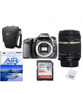 CANON EOS 80D PACK SUPER ZOOM SAVINGS PACK