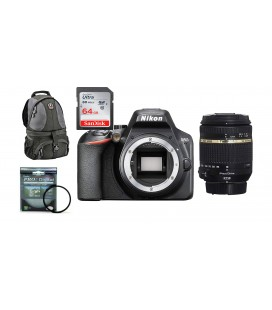 NIKON D3500 SUPER ZOOM SAVING PACK