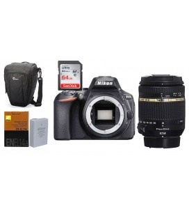 NIKON D5600 PACK SUPER ZOOM 18-270MM