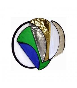 ULTRALYT REFLECTOR PLEGABLE CIRCULAR 7 EN 1 DE 80 CM.