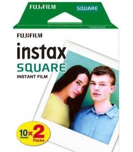 FUJIFILM PELICULA INSTAX SQUARE SQ10 (PACK 2X10)