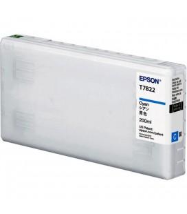 EPSON TINTA CYAN  PARA D700 - 200ML