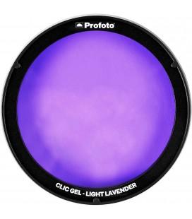 PROFOTO CLIC GEL LIGHT LAVENDER REF 101017