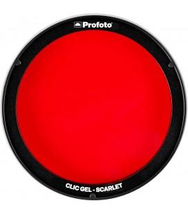 PROFOTO CLIC GEL SCARLETT REF 101014