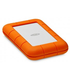 "LACIE RUGGED 4TB DISCO DURO  USB-C 3.1 2.5 ""  TIPO - C"