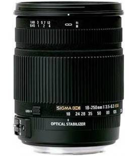 SIGMA 18-250 mm f/3,5-6,3 DC OS HSM HSM MACRO FOR CANON
