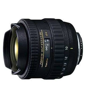 TOKIN 10-17mm f/3,5-4,5-4,5 AT-X 107 AF DX PER CANON