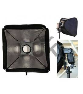 PHOTTIX SOFTBOX 60X60 CON KIT DI SUPPORTO