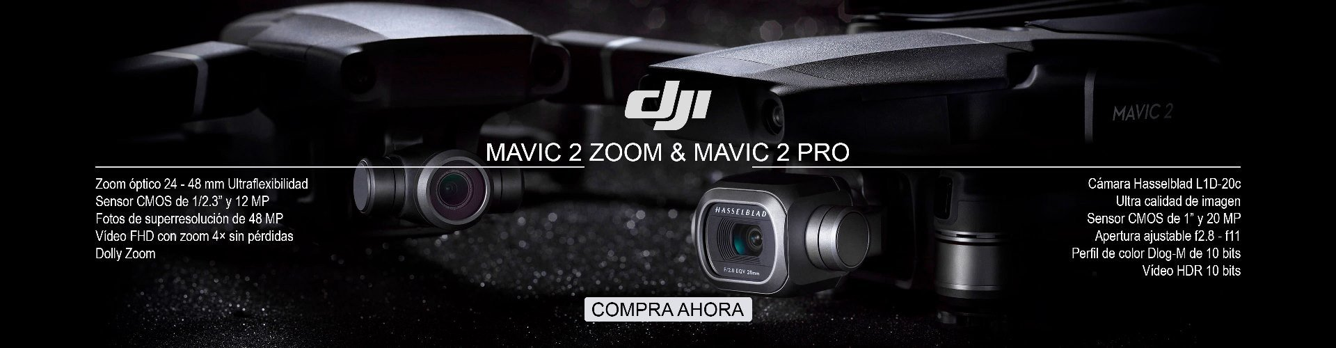 MAVIC ZOOM